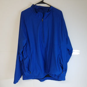 Walter Hagen Golf Jacket Blue Large
